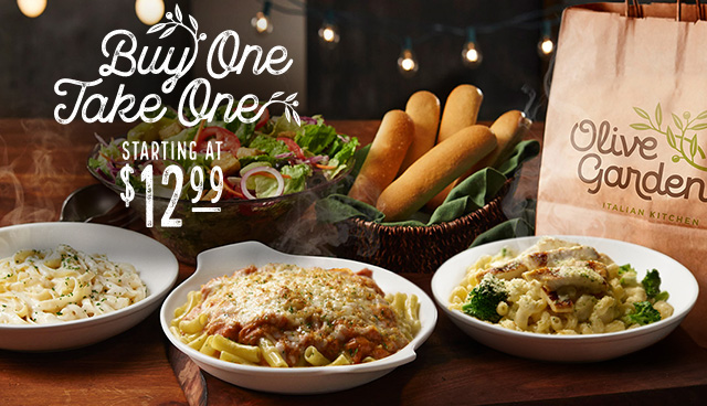 Olive garden buy one take one end date in Perth